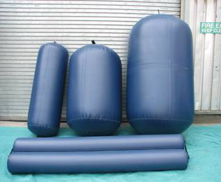 Inflatable Fenders