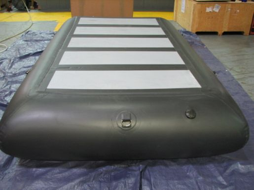 Inflatable Painting Raft
